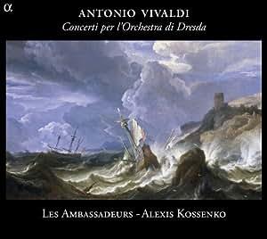 """Vivaldi / Concerti """"Per l'Orchestra Di Dresda"""""""