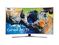Samsung MU6500 65-Inch SMART Ultra HD Curved TV