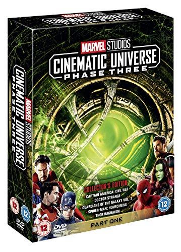 Marvel Phase 3 Part 1 Box set [UK Import] (Disney Box-set Walt)
