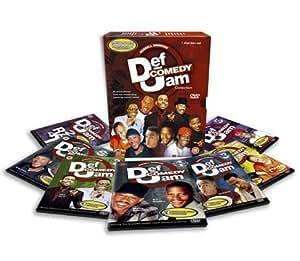 Def Comedy Jam - Box Set 1 - Volumes 1 To 6 [DVD]