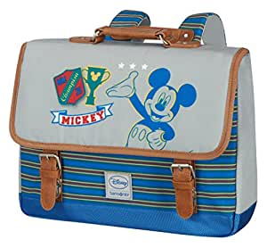 Disney by Samsonite Stylies Schultasche S Mickey Kinder-Rucksack, 8 Liter, Micky College: Samsonite