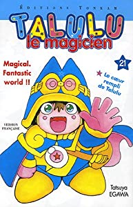 Talulu le magicien Edition simple Tome 21