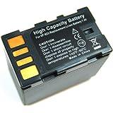 Batterie Li Ion pour JVC BN VF823 pour JVC GR D720 GR D725 GR D745 GR D750 GR D760 GR D770 GR D770EX GR D775 GR D790 GR D796 GZ MG130 GZ MG135 GZ MG150 GZ MG155 GZ MG175 GZ HD7 HM400 HM1