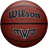 WILSON MVP 5 Basketball, für Kinder, Braun