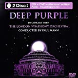 Deep Purple & The London Symphony Orchestra: In Concert (Audio CD)