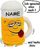 1 Stück _ großer sprechender Bierkrug -