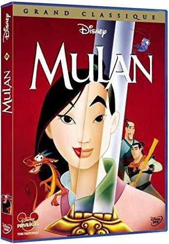 Mulan : film DVD