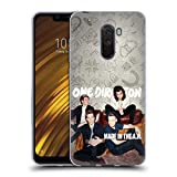 Head Case Designs Offizielle One Direction Sofa Made In The A.M. Soft Gel Hülle für Xiaomi Pocophone F1 / Poco F1
