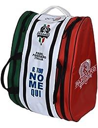 Padel Paninaro Italia - Bolsa Personalizada con tu Nombre Bordado - Team Paninaro