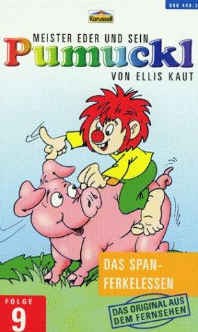 Meister Eder und sein Pumuckl 9: Das Spanferkelessen.