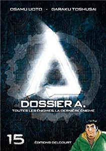 Dossier A. Edition simple Tome 15