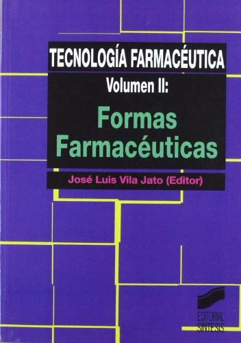 TECNOLOGIA FARMACEUTICA 1 por Jato, Vila Luis