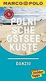 MARCO POLO Reiseführer Polnische Ostseeküste, Danzig: Reisen mit Insider-Tipps. Inklusive kostenloser Touren-App & Update-Service - Thoralf Plath