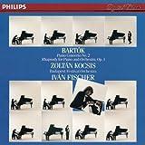 Bartok: Piano Concerto 2 / Rhapsody