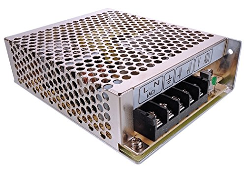 Meanwell fuente de alimentación, RS-75-24, tensión constante, 110-240 V, AC/50-60 hz, 24 V, DC, 0-3, 2 A, 75 W 872801