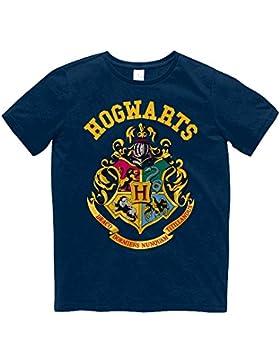 Harry Potter Camiseta infantil con el Escudo de Howgarts