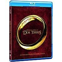 Las Dos Torres Edición Extendida Blu-Ray