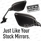 qualité d'OEM remplace FY-126 pour Yamaha T-MAX 530 black 1 piece PAIRE
