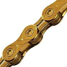 KMC X11L 11-Speed Chain, Gold