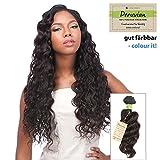 Best Extensiones de cabello Remy Sensationnel - sensat ionnel Bare & natural–Loose Deep–unprocessed Peruano Virgin Review