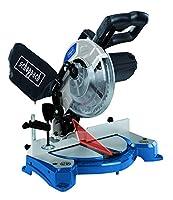 Scheppach HM80L 240 V Compound Mitre Saw - Blue
