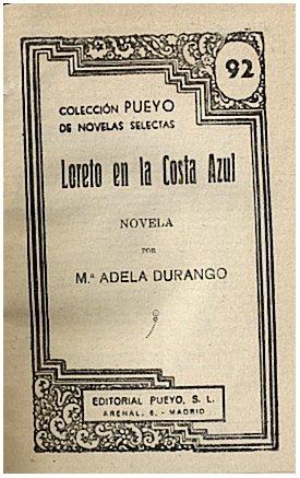 LORETO EN LA COSTA AZUL.
