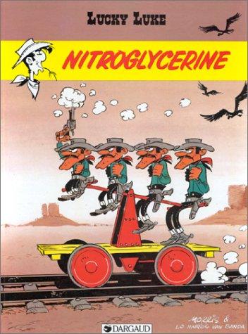 Lucky Luke, tome 25 : Nitroglycérine