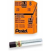 Dose Ersatzmine 0,7mm 2B f Druckbleistift 12 Minen p