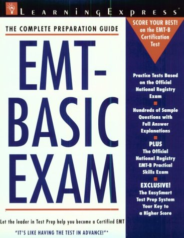 Emt-Basic Exam (Law Enforcement Series)