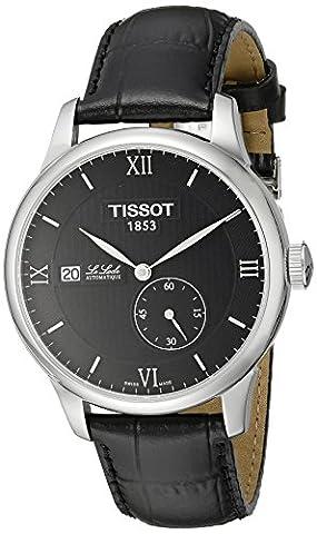 Tissot T0064281605800Le Locle analogique pour homme. Montre automatique Swiss avec