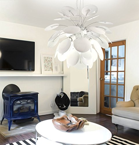 Lampadario creativo moderno minimalista salotto studio ristorante camera da letto della lampada del lampadario PH-6 Wafer