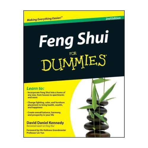 [ FENG SHUI FOR DUMMIES BY KENNEDY, DAVID DANIEL](AUTHOR)PAPERBACK