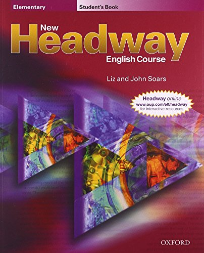 New Headway: Elementary: Student's Book: Student's Book Elementary level (New Headway English Course) by Liz and John Soars (29-Jun-2000) Paperback