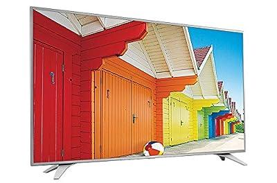 LG 43UH650T 108 cm (43 inches) 4K Ultra Smart UHD LED IPS TV (Black)