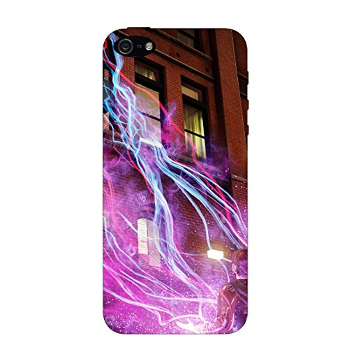 The Stubborne Infamous Second Son and First Light New 3D Printed Mobile Cover-Case  available at amazon for Rs.399