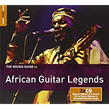 Various / Syran Mbenza - African Guitar Legends. Rough Guide