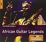 Divers interpretes the rough guide to african guitar legends