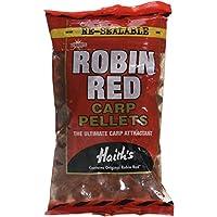 Dynamite Baits Robin Red Pellets de Carpa de Pesca, Rojo, 20 mm
