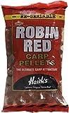 Dynamite Baits–Robin Red Carp Pellets Pre Drilled, 0, Gr. 900gr