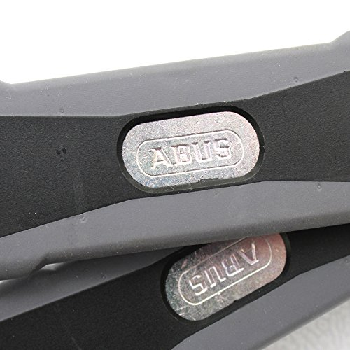 ABUS Faltschloss 6500/85 Bordo Granit X-Plus