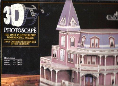 Preisvergleich Produktbild 3D Photoscape - The Only Photographic Dimensional Puzzle