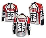 leichte regen- und windabweisende Rad-Jacke aus Windtex (MUSKLE Kollektion)L