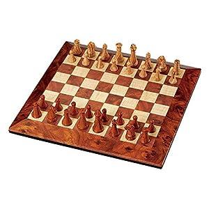 YBWEN-Chess Internationales Schachspiel Magnetisches Reiseschachspiel for Erwachsene Kinder Tragbares traditionelles…