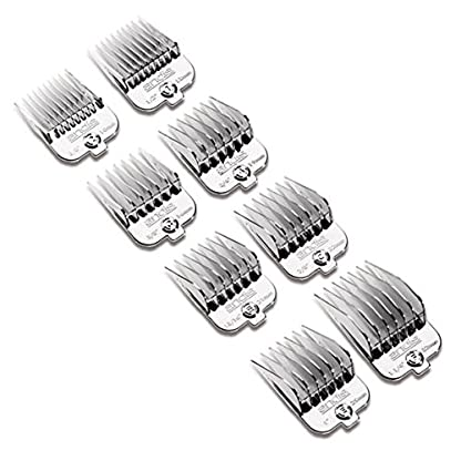 Andis Chrome Coated Magnetic Comb Guides 1