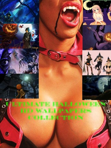 ULTIMATE Halloween Ideas Collection: Party, Costumes, Makeup, Gifts, Decorations, Crafts, Recipes, Food, Invitations, Home Made (Great Visual Arts Book 6) (English Edition) (Wallpaper Halloween Zombies)