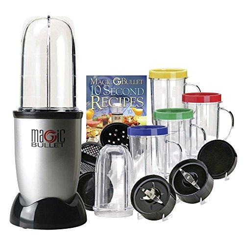 Storia Amazing/Magic Bullet Mixer, Grinder & Chopper(Combo 21 Pcs Set)  available at amazon for Rs.2500