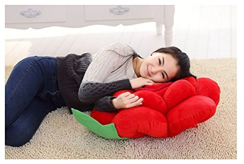 Divano Forma Rosa : Cuscino grande a forma di rosa per decorare la casa il divano o l