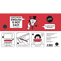 English Is Not Easy. Planificador semanal