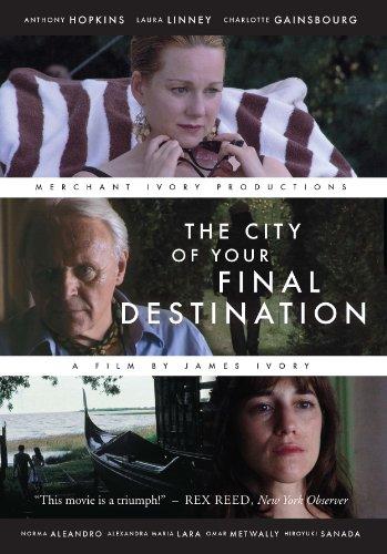 Preisvergleich Produktbild City Of Your Final Destination / (Ws Sub Ac3 Dol) [DVD] [Region 1] [NTSC] [US Import]