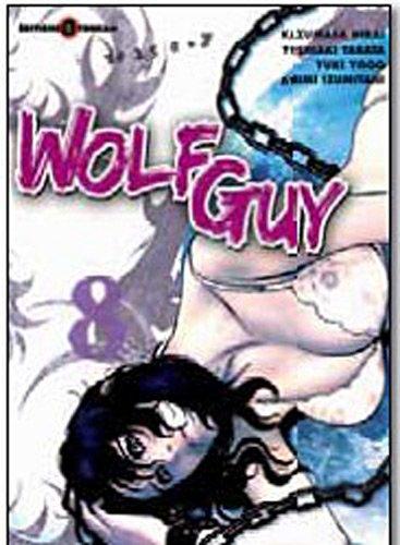 Wolf Guy Vol.8